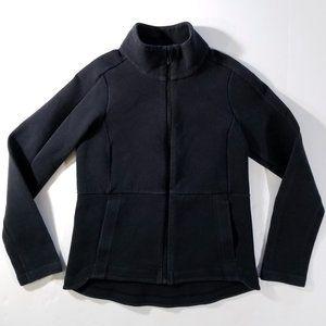 Lululemon Going Places Jacket, Black Zip-Up